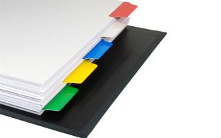 Pleasant 11X17 Com Binders Dividers Clipboards Filing More Interior Design Ideas Grebswwsoteloinfo